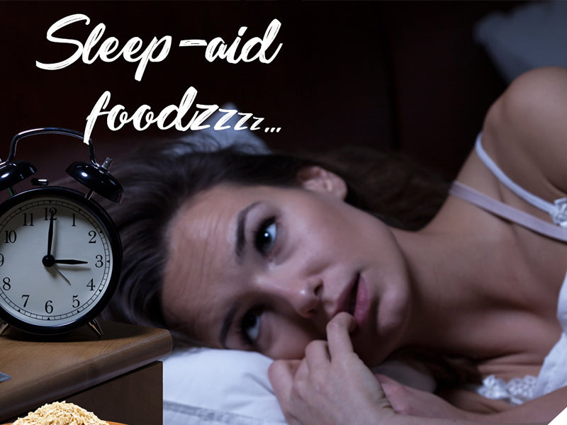 5 Foods That Make You Sleepy