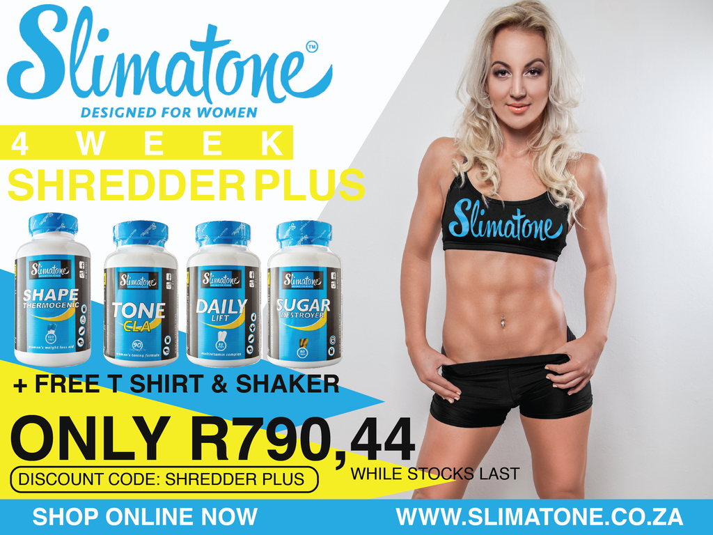 Join our Slimatone Shredder transformation!