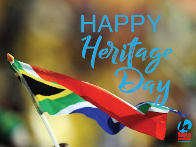 Happy Heritage Day!