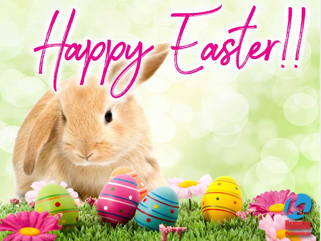 Happy Easter To Our Customers!