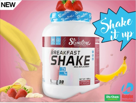 Our Newest Release Breakfast Shake