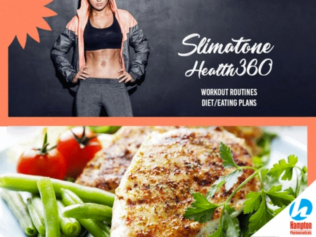Slimatone Health 360 Workout Routines & Diet Plans