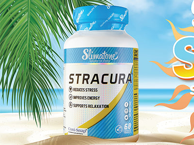 Stracura- Be stress Free with Slimatone!