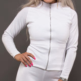 White Sports Jacket (Glamour Line)