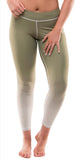 Leggings (Gradient Green)