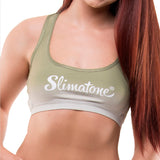 Sports Bra (Gradient Green)