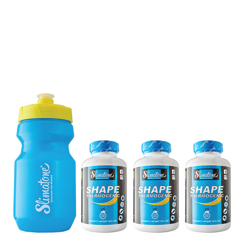 Shape Thermogenic Stack (+ FREE WATER BOTTLE)