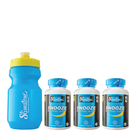 Snooze Stack (+ FREE WATER BOTTLE)