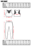Sports Bra Neck Crop (Glamour Line)
