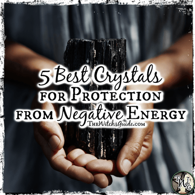5 Best Crystals for Protection from Negative Energy
