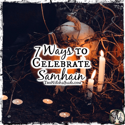7 Ways to Celebrate Samhain