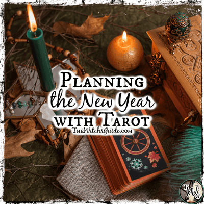 Planning the New Year with Tarot