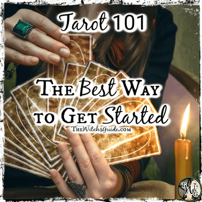 Tarot 101: The Best Way to Get Started with Tarot