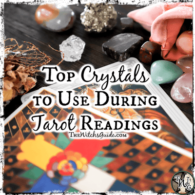 Top Crystals to Use During Tarot Readings