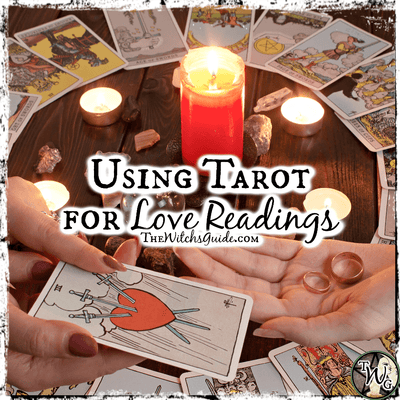 Using Tarot for Love Readings