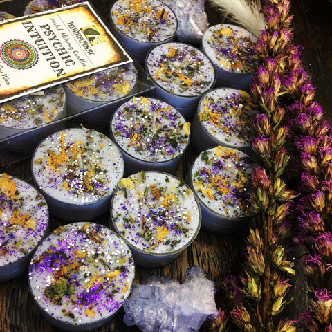 Psychic Intuition Candles