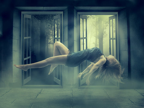 A Beginner's Guide to Astral Projection, The Witch's Guide