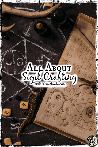 All About Sigil Crafting & How to Create Your Own Sigil, The Witch's Guide