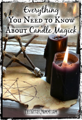 Candle Magick, Candle Spells