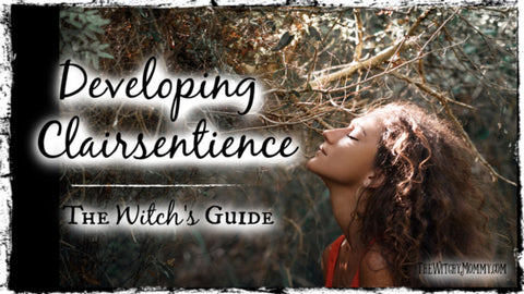 Developing Your Clairsentience, The Witch's Guide, Everyday Magick