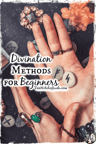 Divination Methods for Beginners, The Witch's Guide