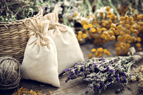 Eco-Friendly Spell Bags for Health and Protection, The Witch's Guide, Green Witchcraft