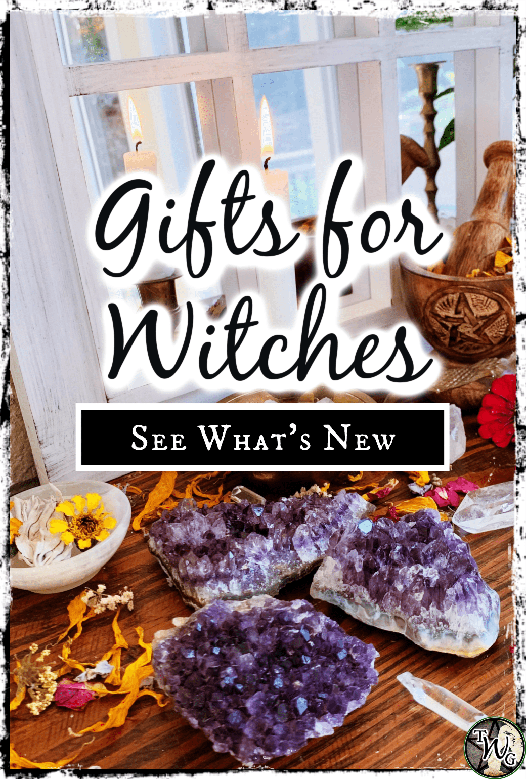 The Witch's Guide Shop, Witchcraft Supplies