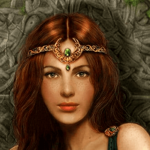 Celtic Goddess Brigid, Imbolc Sabbat, The Witch's Guide