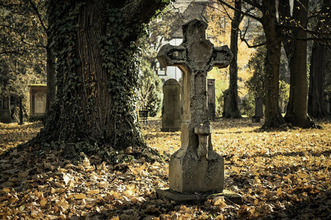 Visiting the graves of our ancestors, connecting with ancestors, samhain