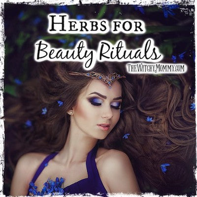 Herbs for Beauty Rituals by Christie Krasteva