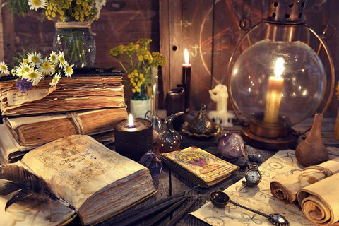 How to Learn Witchcraft, Everyday Magick
