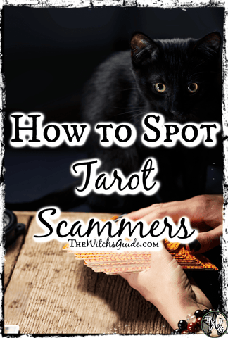 How to Spot Tarot Scammers   The Witch's Guide