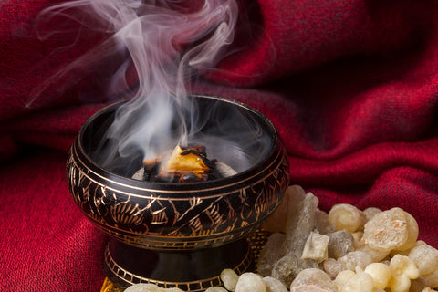 Mabon Incense Recipe, Autumn Equinox, The Witch's Guide