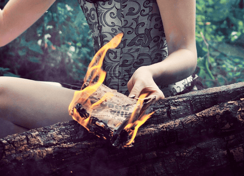 Petition Fire Spell, The Witch's Guide