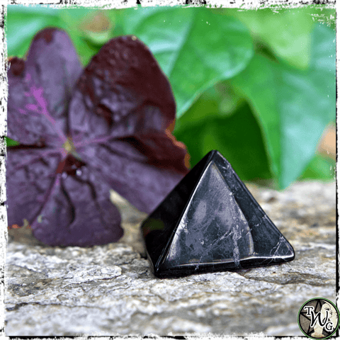Shungite Crystal, Protection, Removing Negative Energy, The Witch's Guide