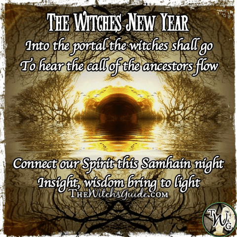 The Witch's New Year, 7 Ways to Celebrate Samhain, The Witch's Guide