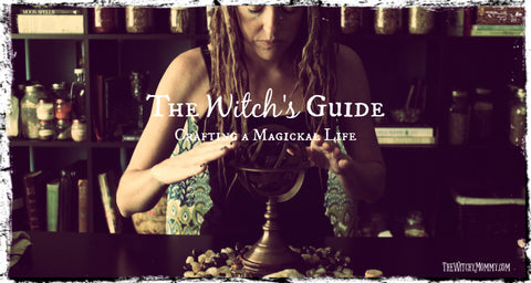The Witch's Guide, Witchcraft Courses, Everyday Magick
