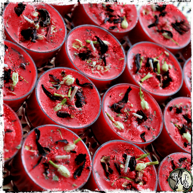 Amore Candles for Love and Romance, The Witch's Guide