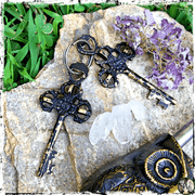 Owl Lock & Key Set, The Witch's Guide