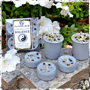 BALANCE | Herbal Alchemy Spell Candles | Center, Align