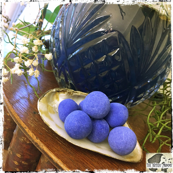 Blue Anil Balls, Bluing Balls, Mexican Blue Balls, for purification and protection