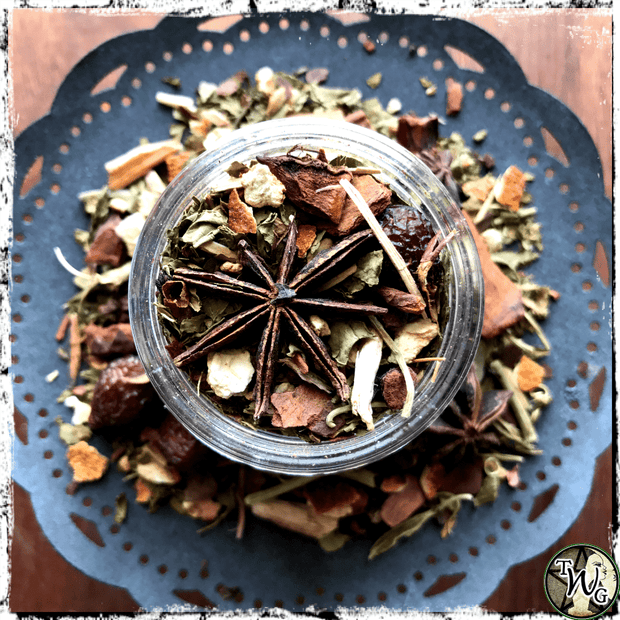 Bounty | Herbal Incense, Spell Blend | Mabon Sabbat