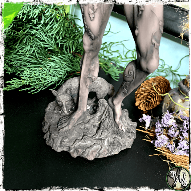 Cernunnos Statue | Celtic Horned God