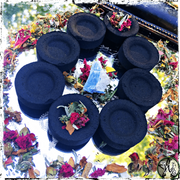 Charcoal Discs, Self-Igniting for Incense, Resins, and Herbs