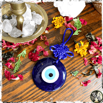 EVIL EYE Amulet | Shielding, Protection