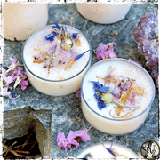 Candles for Witches, Spell Candles, Fairy Realm, Fae, Faery, The Witch's Guide