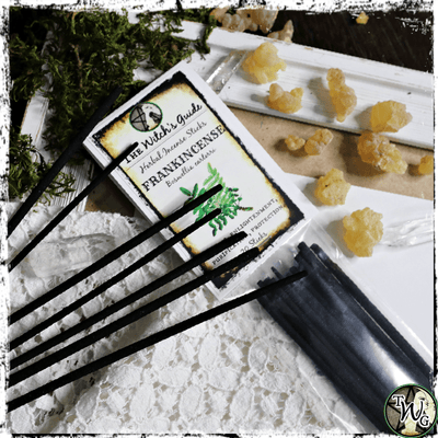 Frankincense Incense Sticks, 20 Pack | Purification