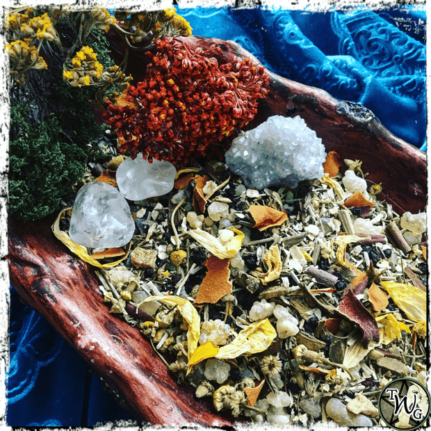 Incense for Lammas, The Witch's Guide