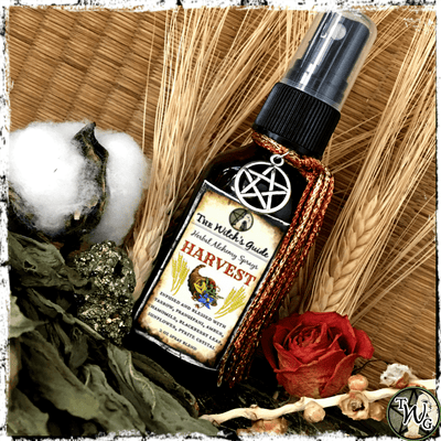 HARVEST Herbal Alchemy Spray | Lammas, Lughnasadh