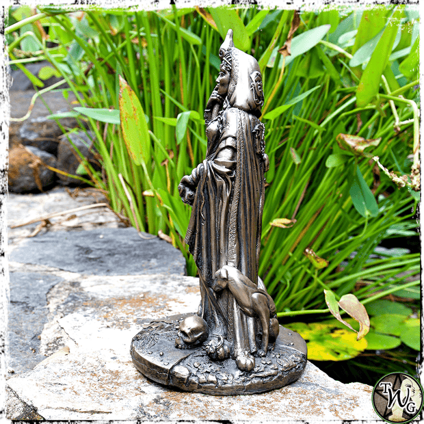 Hecate Goddess Statue, Queen of the Night, The Witch's Guide